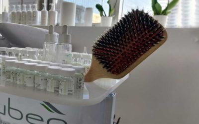 Szczotka z naturalnym włosiem