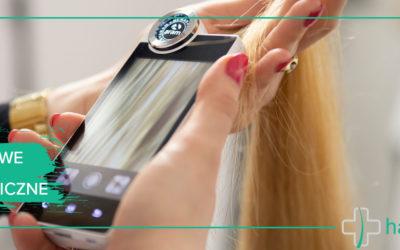Badanie trychologiczne – badanie skóry głowy iwłosów